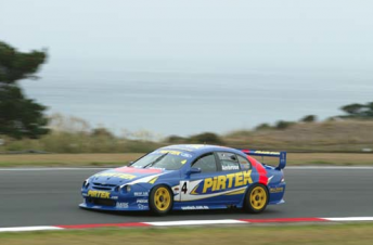 Ambrose took his first race win at Phillip Island, 2002