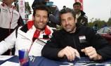 Porsche Team: Mark Webber, Dempsey Racing Proton: Patrick Dempsey (l-r)