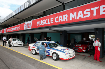 The Muscle Car Masters will move to October next year