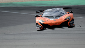 McLaren will tackle the Bathurst 12 Hour next year