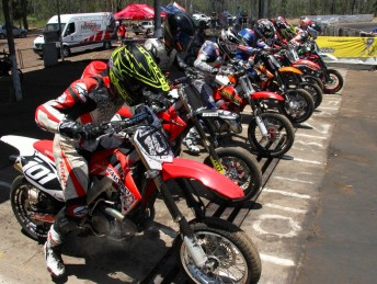 A bumper field is set for the 2016 Troy Bayliss Classic