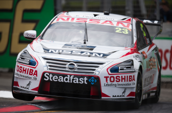 Nissan's V8 Supercars plans beyond 2016 remain unresolved