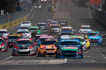Winterbottom heads the pack at Sydney Olympic Park