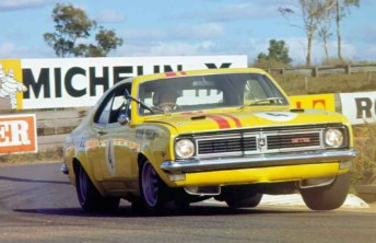 Norm Beechey's Monaro was the only local car to win the ATCC in its first 13 seasons