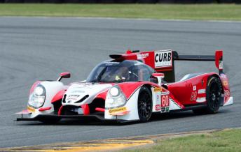 Michael Shank Racing set the pace in Daytona