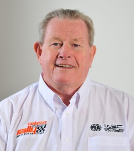 Wayne Kenny has been appointed as the new Clerk of Course for Rally Australia