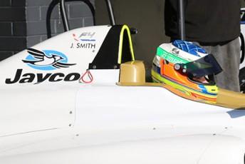 Smith joins the Australian Formula 4 Championship