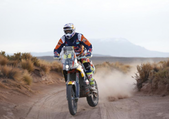 Australian Toby Price is making a decent first of the Dakar. Can he claim the top step of the podium?