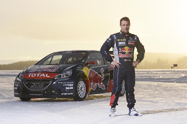 Sebastien Loeb will make his World Rallycross Championship debut this season in a deal with Team Hansen