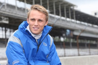 Max Chilton has secured a full-time IndyCar drive with Chip Ganassi