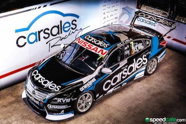 Nissan Motorsport Todd Kelly