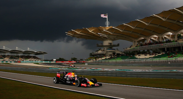 Sepang is undergoing major refurbishment work including fixing its perennial drainage problems and track resurfacing