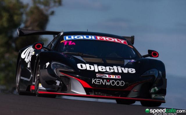 The Objective Racing McLaren