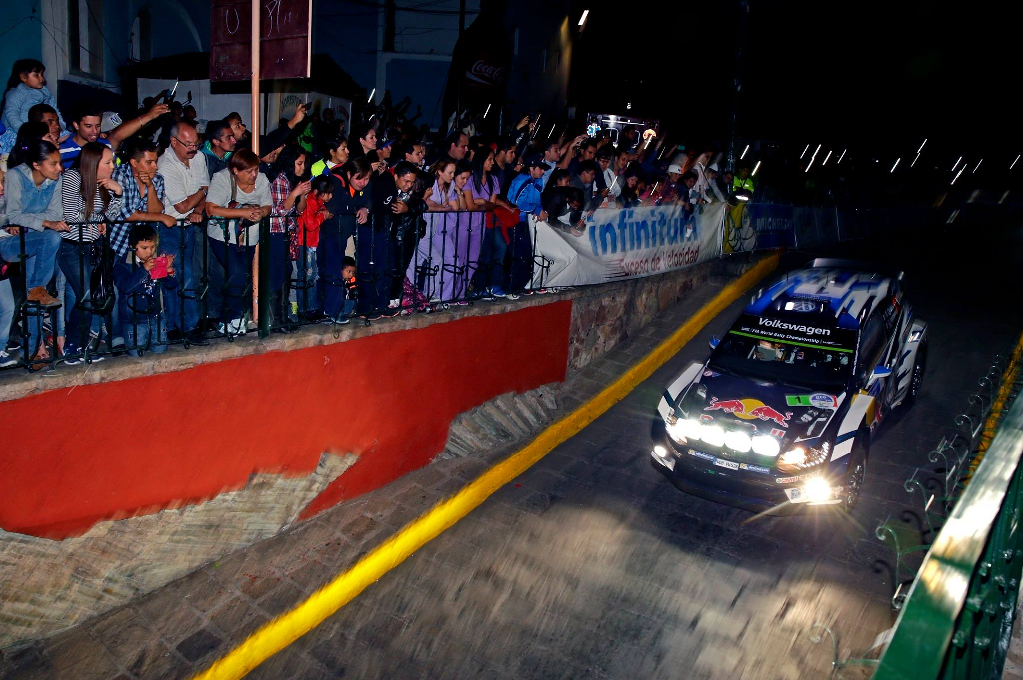 Ogier on the streets of Guanajuato