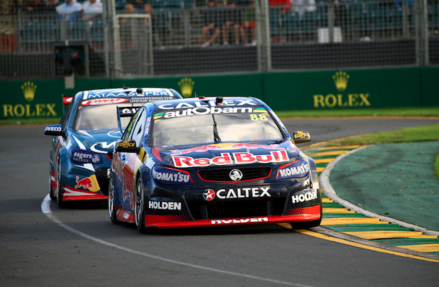 Jamie Whincup took out Race 3