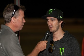 Chris Holder is aiming to re-capture his World Champion form this year