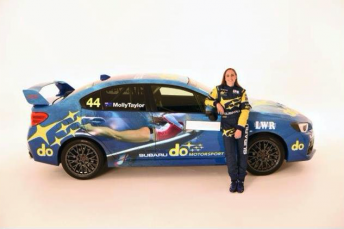 Molly Taylor ready to launch Subaru into a new era of national rallying