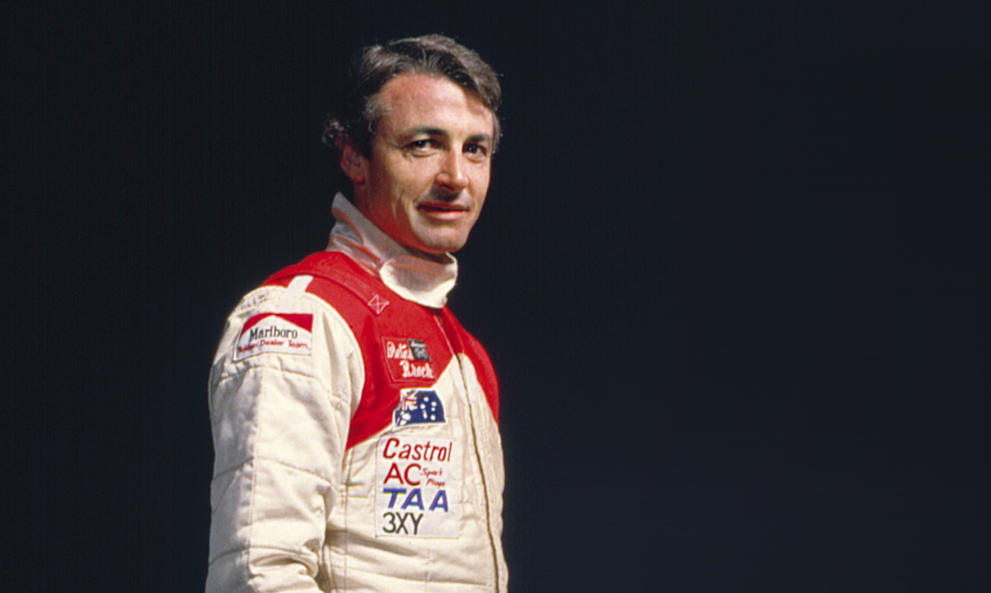 Brock voted all-time best in ATCC driver poll - Speedcafe