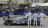Simon Trummer (CHE) / Oliver Webb (GBR) / Pierre Kaffer (DEU) #4 Bykolles Racing Team CLM P1/01 - AER,