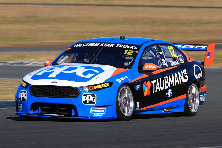 Cindric eager for V8 Supercars race chance - Speedcafe