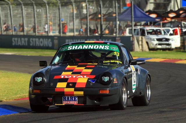 TCM Porsche 911