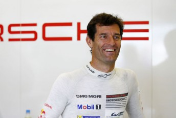 Mark Webber will be searching for a second successive WEC win in Mexico City