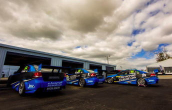 EMS will return to a three-car Dunlop line-up at Sandown