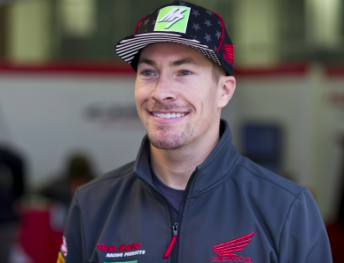 Nicky Hayden will replace Jack Miller at the Grand Prix of Aragon