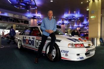 Phil Brock will award the Peter Brock Trophy next month