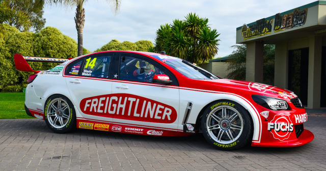The loosely HDT-inspired Freightliner Commodore