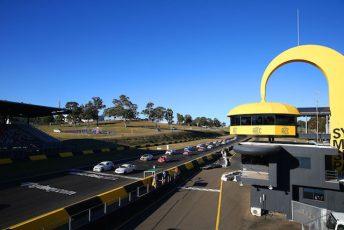The Adled Australian Production Cars will hit Sydney Motorsport Park across Nov 11-13. pic: Nathan Wong