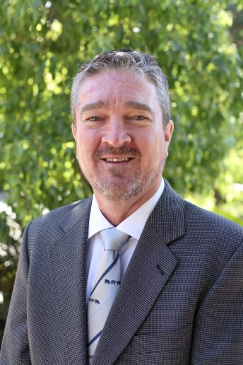 Central Highlands Regional Council Mayor Kerry Hayes