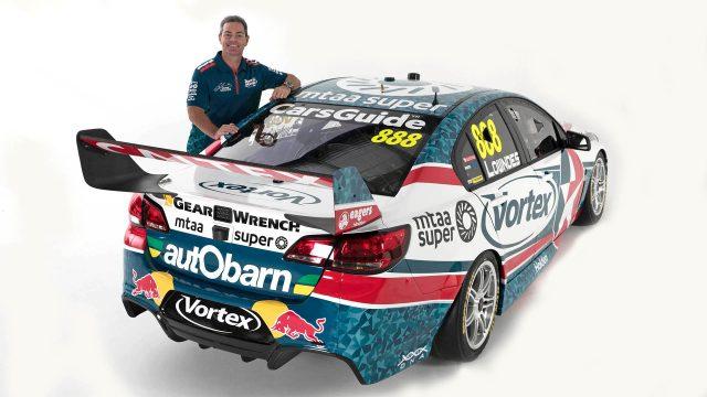 Fresh Look For Lowndes Vortex Commodore Speedcafe