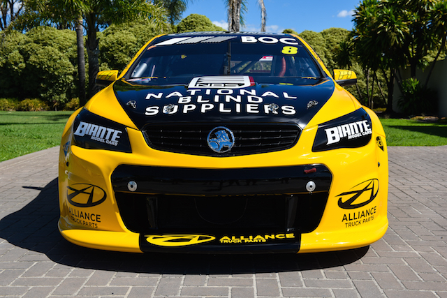 andrew jones dunlop super2 livery revealed speedcafe. Black Bedroom Furniture Sets. Home Design Ideas