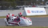 Round Two of the Australian Sidecar Championship Launches at Morgan Park