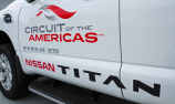 Nissan selected as the Official Truck of Circuit of The Americas
