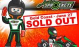 Junior Sprockets Gold Coast sold out