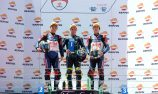 A day of firsts: double podium finish for the Asia Talent Team in Portugal