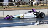 Dragster designer to live out Darwin dream