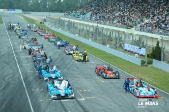 bumper broadcast schedule for the 2017 18 asian le mans series speedcafe. Black Bedroom Furniture Sets. Home Design Ideas