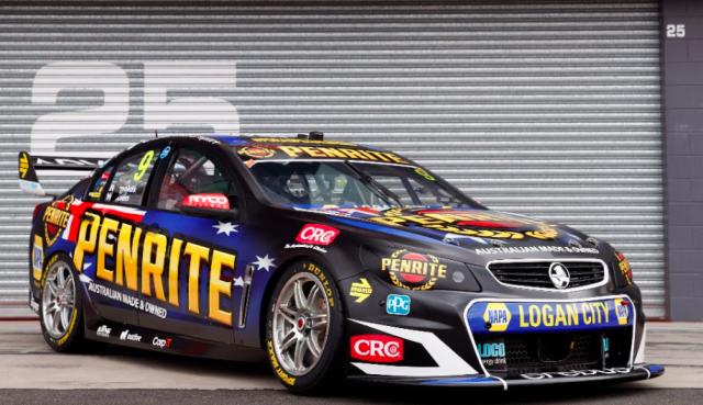 Erebus Motorsport showcases new Reynolds livery - Speedcafe