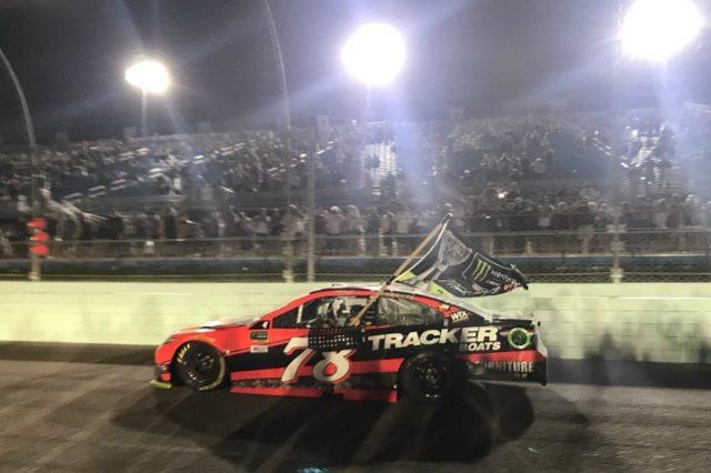 Truex Jr wins NASCAR Cup title with Miami victory - Speedcafe