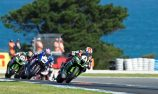 Packed Phillip Island WorldSBK schedule