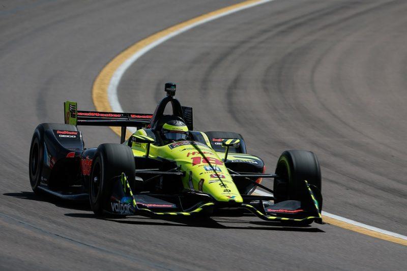 Bourdais takes Phoenix IndyCar pole - Speedcafe