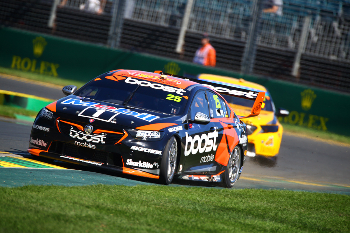 No penalty after Courtney's Grand Prix spin - Speedcafe