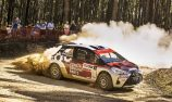 Toyota's Harry Bates chases repeat Canberra victory