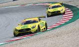 Podium for the Mercedes-AMG GT3 in ADAC GT Masters at the Red Bull Ring