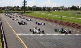 Huge Formula Ford field heads to Sandown