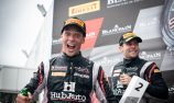 Foster battles to Fuji podium in Blancpain GT Asia