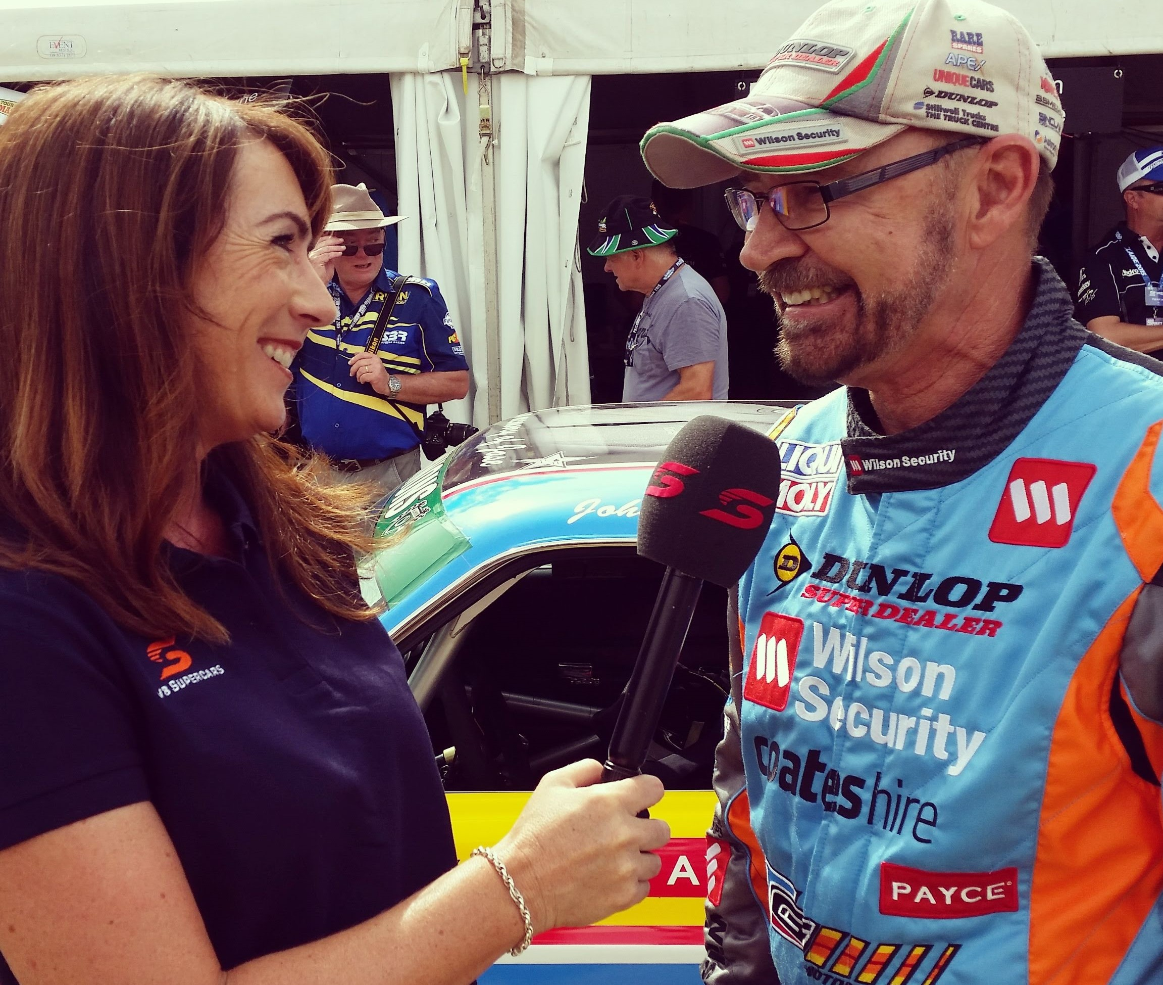 Supercars Reporter Joins Amrs Broadcast Team: Supercars Reporter Joins AMRS Streaming Coverage